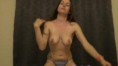 Lelu Love-2 Huge Sybian Orgasms In Undies