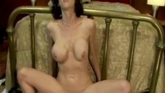 MILF Spunks Rough On Sybian