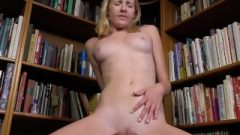Lena Anderson First Time Riding A Sybian
