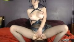 Nasty Girl Massive Tits Riding Sybian Massive Squirting Orgasm Live On Cam
