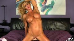 5 Arousing Fitness Milfs Ride The Sybian