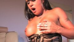 Mariah Milano Massive Boobs Sybian Riding Nailing Machine
