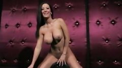 Jayden James Very Beautiful Body Has A Perfect Orgasm On Sybian