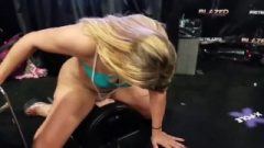 Sybian Ride At Blazed