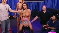 Howard Stern 2 Britisch Girls Ride The Sybian Naked