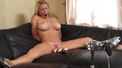 Krissy Lynn Blonde, Bound, Begging