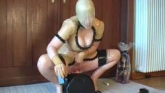 Rebreather On Sybian