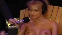 Former TNA Wrestling Knockout Rides Sybian & Gets Tickled Naked