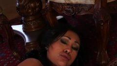 Priya Rai Rides A Sybian To A Giant Orgasm