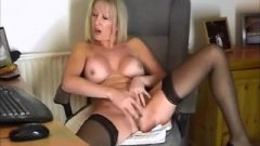 My Friend's Mom Plays With Suggestive Fanny For Me